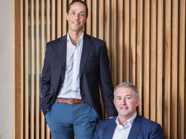Jeff DiModica and Dennis Schuh