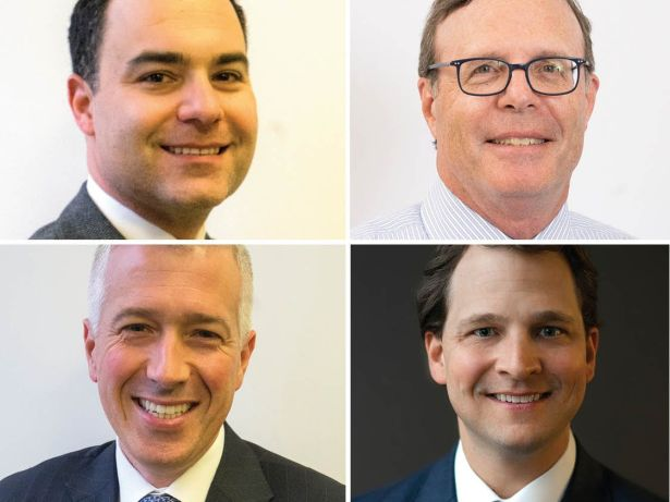 Grant Frankel, Ken Ziebelman, Philip McKnight, Rob Turner