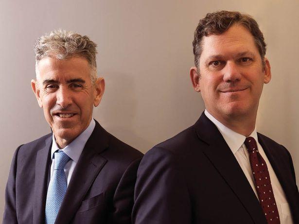 Jeff Friedman and Mark Zytko