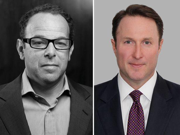 Douglas Harmon and Adam Spies