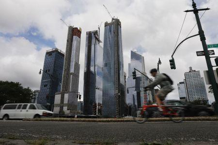 Manhattan Office buildings