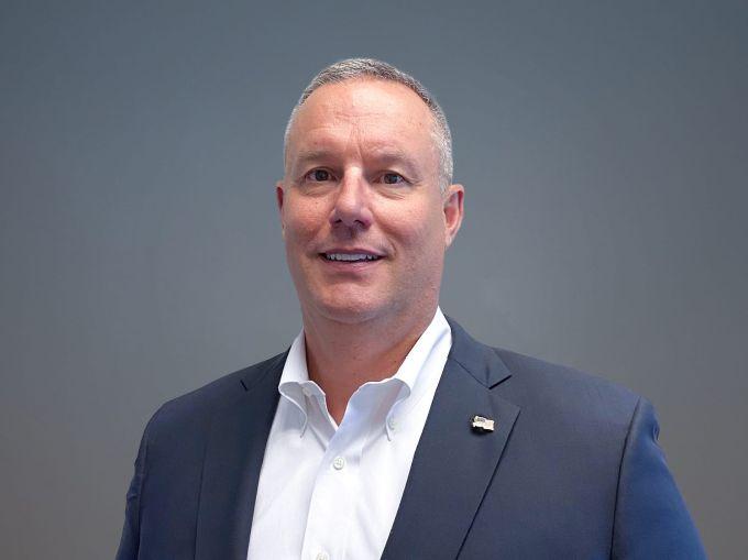 John Harrison, senior vice president of development