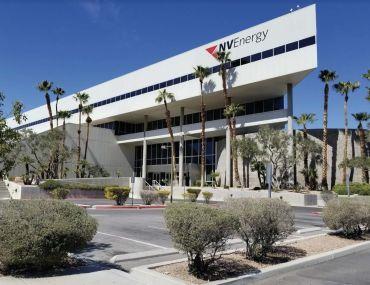 NV Energy Pearson Building in Las Vegas.
