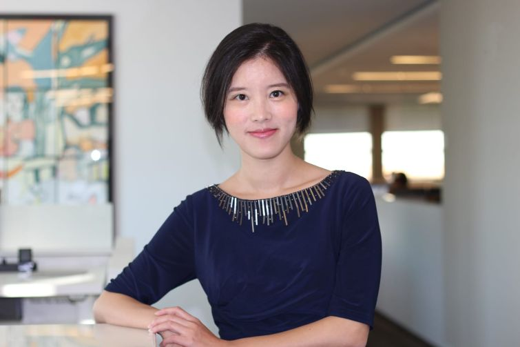 Wei Xie,CBRE's associate director