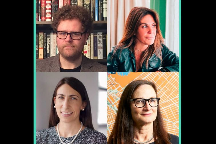Commercial Observer's Max Gross, Industry City's Kathe Chase, Regina Myer of Downtown Brooklyn Partnership, Johanna Greenbaum of the Brooklyn Navy Yard talked about the perils of reopening office and retail in Brooklyn amid the pandemic.