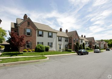 Exton Crossing Apartment Homes.