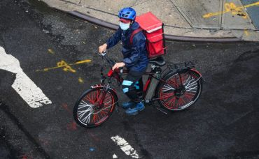 NYC Delivery Driver