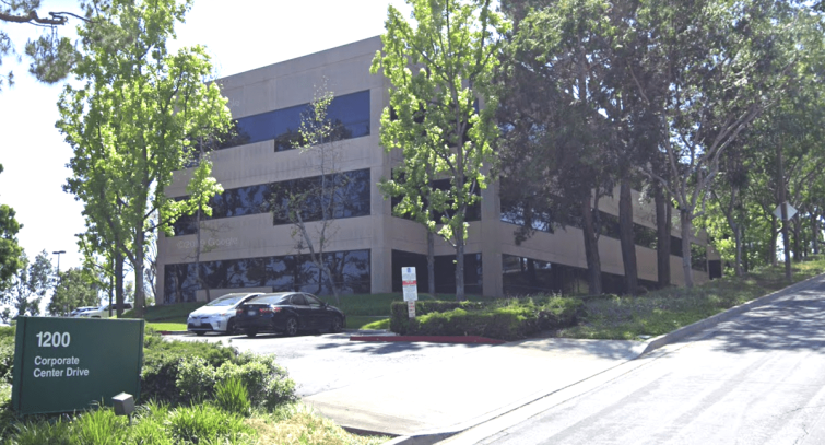 1200 Corporate Center Drive in Monterey Park