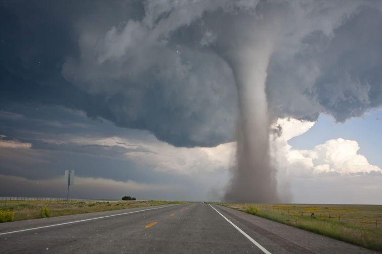 Tornado watch.