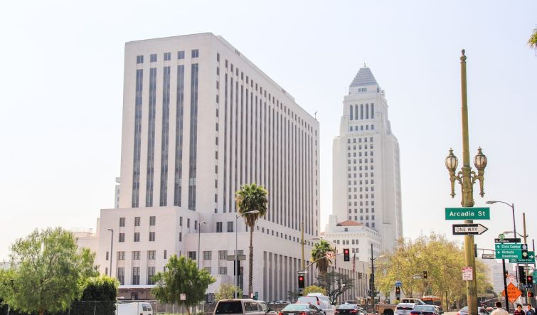 The Judicial Council of California originally approved the temporary rules staying eviction proceedings in April.