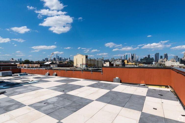 The complex near the Gowanus Canal also has four new roof decks for tenants.