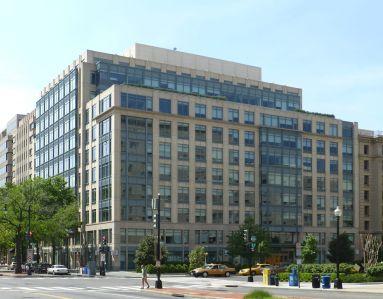 1601 K Street in D.C.