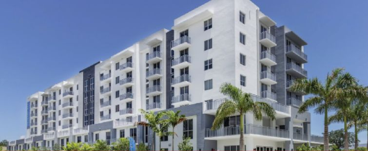 275 Fontaine Parc Luxury Apartments.
