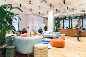 29171214 135 West 41st Common Area 08 2 WeWork Looks at the Office Markets Post COVID Future