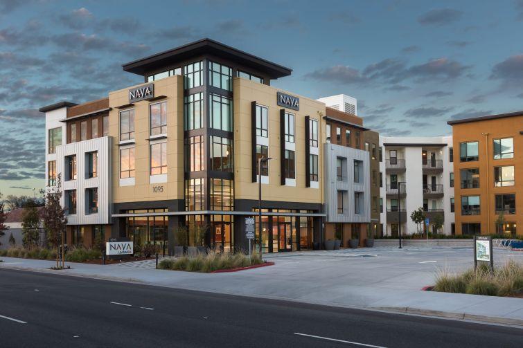 Naya Apartments in Sunnyvale, Calif.
