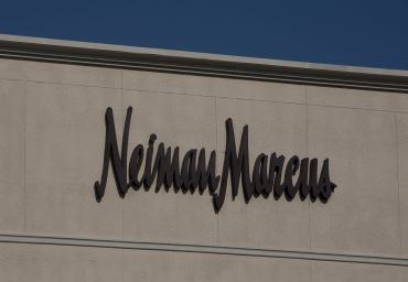 Neiman Marcus signage.