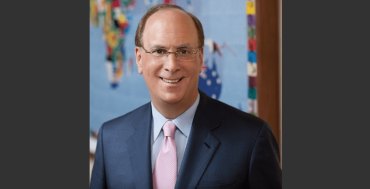 BlackRock founder, chairman and CEO, Larry Fink.