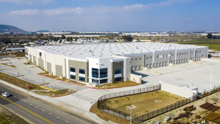 Pellisier Logistics Center.