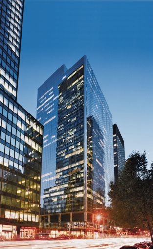 805 3rd Avenue, where KBRA's New York offices are located.