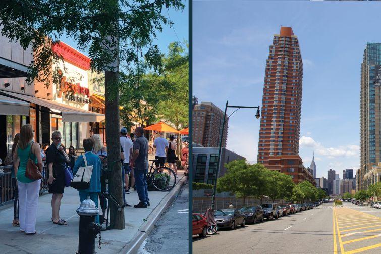 Astoria vs. Long Island City.