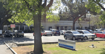 The property is located at 19000 Homestead Road in the city of Cupertino.