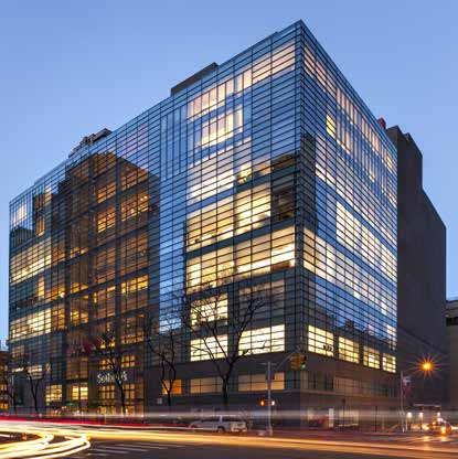 Sotheby's HQ at 1334 York Avenue.