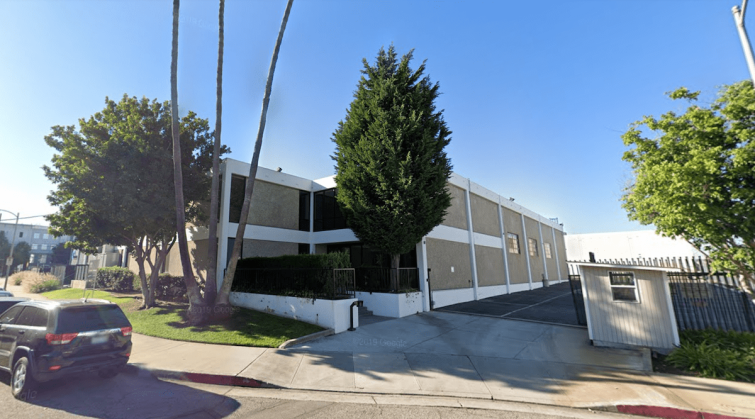 The property is located at 5415 Jandy Place in the tech and media-dominated Silicon Beach area of L.A.'s Westside.