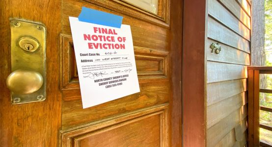 An estimated 30 to 40 million American renters could be at risk of eviction for nonpayment of rent due to economic shutdowns.