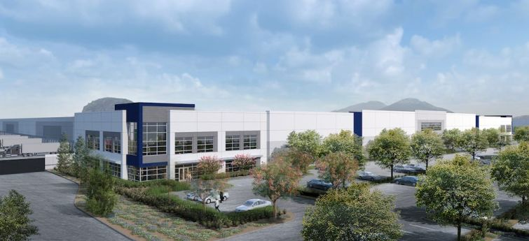 The Agua Mansa Commerce Park will span 4.4 million square feet in the Inland Empire.