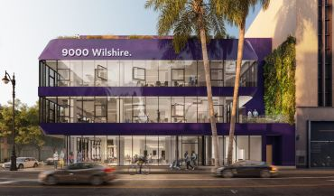The three-story office will include 46,000 square feet at 9000 Wilshire Boulevard.