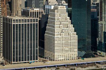 120 Wall Street (center).