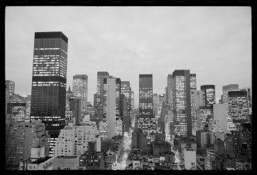 New York City, 1975.
