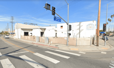 The conversion from industrial to office at 3101 West Exposition Boulevard is in the booming neighborhood of West Adams, at the top of South Los Angeles.