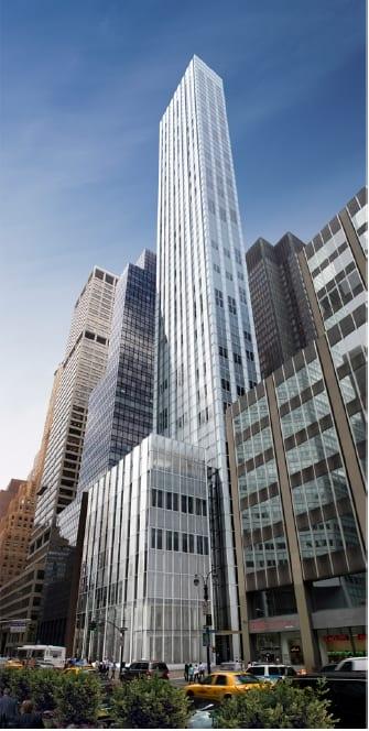 100 East 53rd Street.