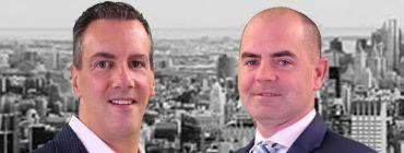 Anchin's Mark Schneider and Jeffrey Bowden
