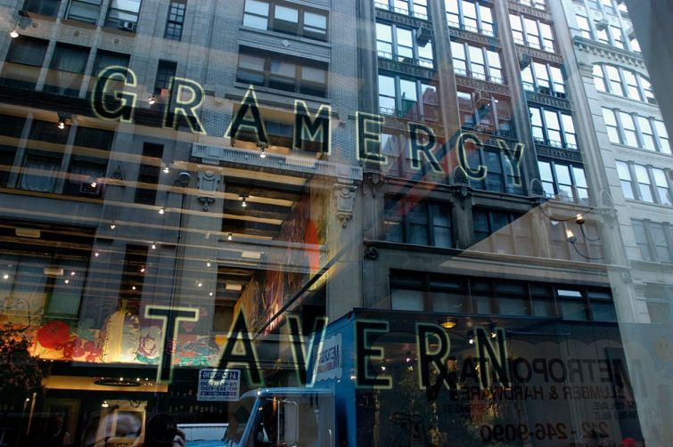 Gramercy Tavern in New York City