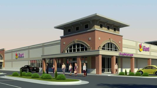 Livingston Square Shopping Center