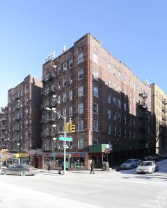 4520 Broadway, one of the portfolio assets.