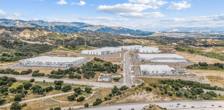 DrinkPAK signed a seven-year lease for a 172,324-square-foot building at The Center at Needham Ranch in Santa Clarita.