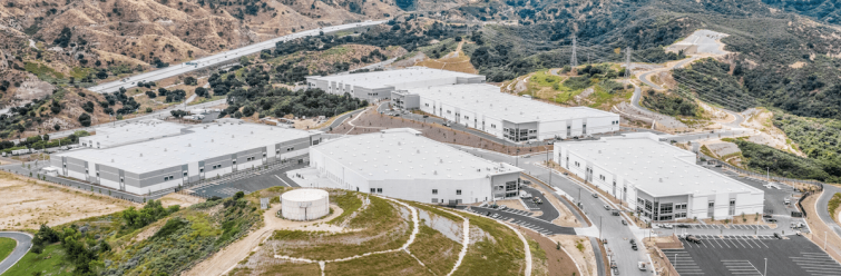 LA North Studios will convert the space into a satellite soundstage hub when it opens in 2021.