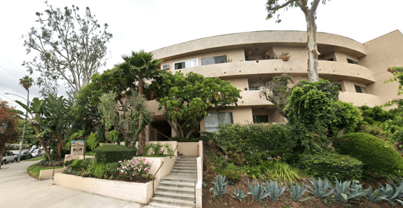 The portfolio includes the 137-unit Canyon Drive Manor in Hollywood, half-a-block north of Hollywood Boulevard.