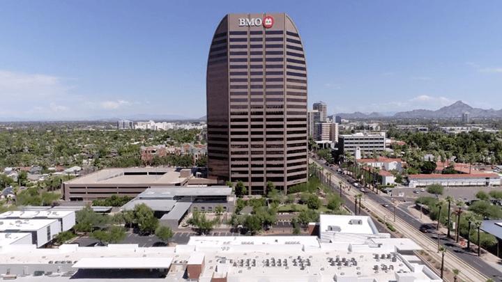 Central Arts Plaza in Phoenix.
