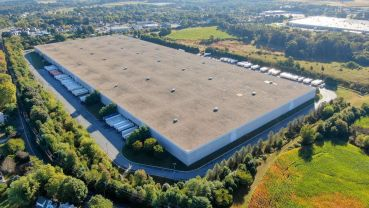 630 Hanover Pike, one million square foot warehouse/industrial building in Hampstead, MD.