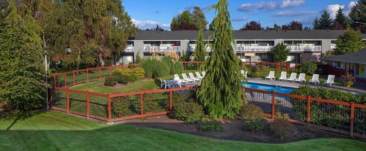 Oak Creek Apartments in Vancouver, Wash.