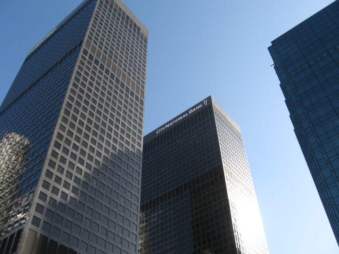 City National Plaza in LA.
