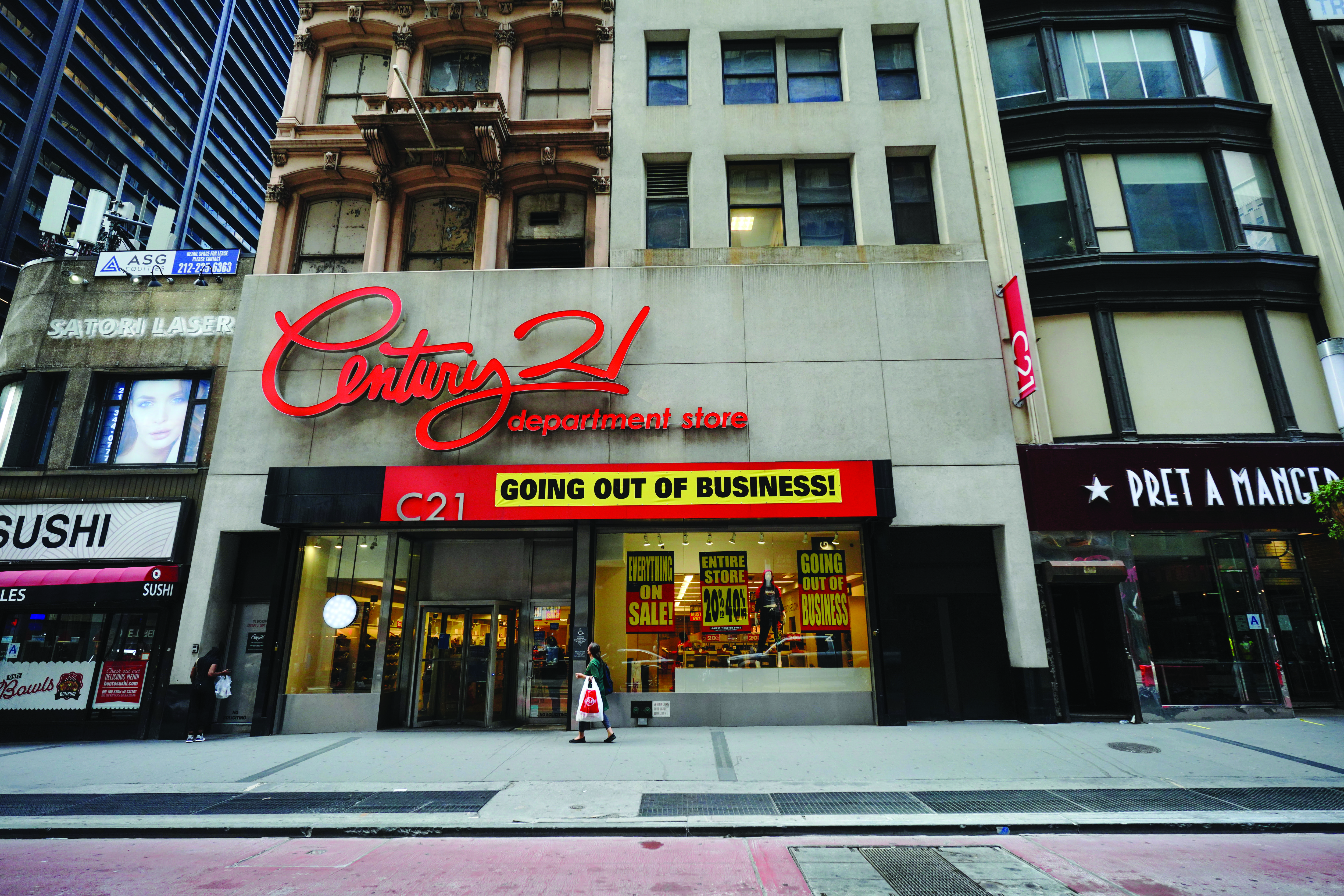 Department Store Chain Century 21 Returning To New York Commercial Observer