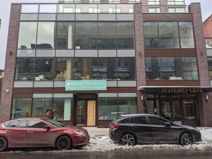 Medly 31 Debevoise Street, December 2020.