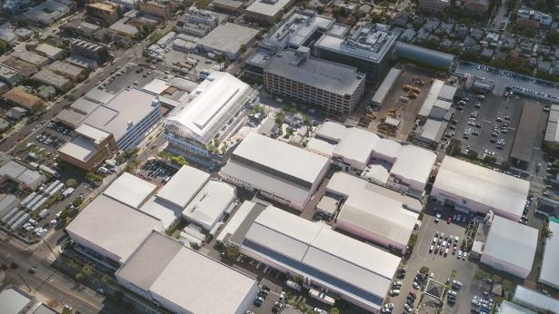 Sunset Las Palmas Studios HPP Blackstone, Hudson Pacific Nab $1.1B Refi on LA Film Studios and Office Portfolio