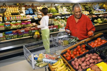 JPMorgan Chase helps provide funding for grocery stores and healthy food outlets in low to moderate-income communities.