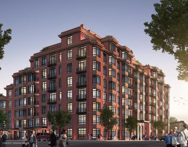 A rendering of 875 4th Avenue.